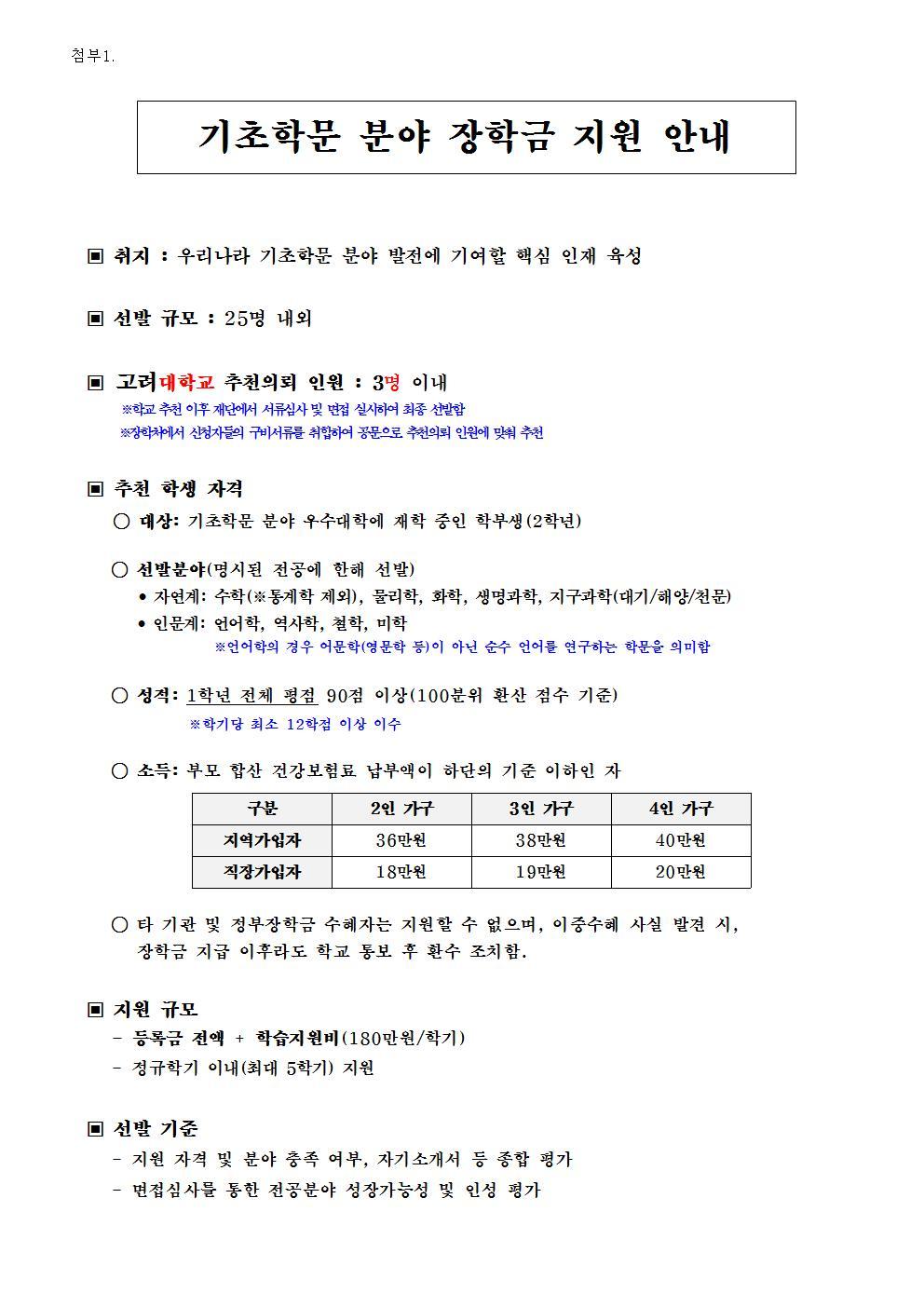 [안내문] 2017년 기초학문 대학생 장학금 지원 안내문(학생 공지용) (1)001.jpg