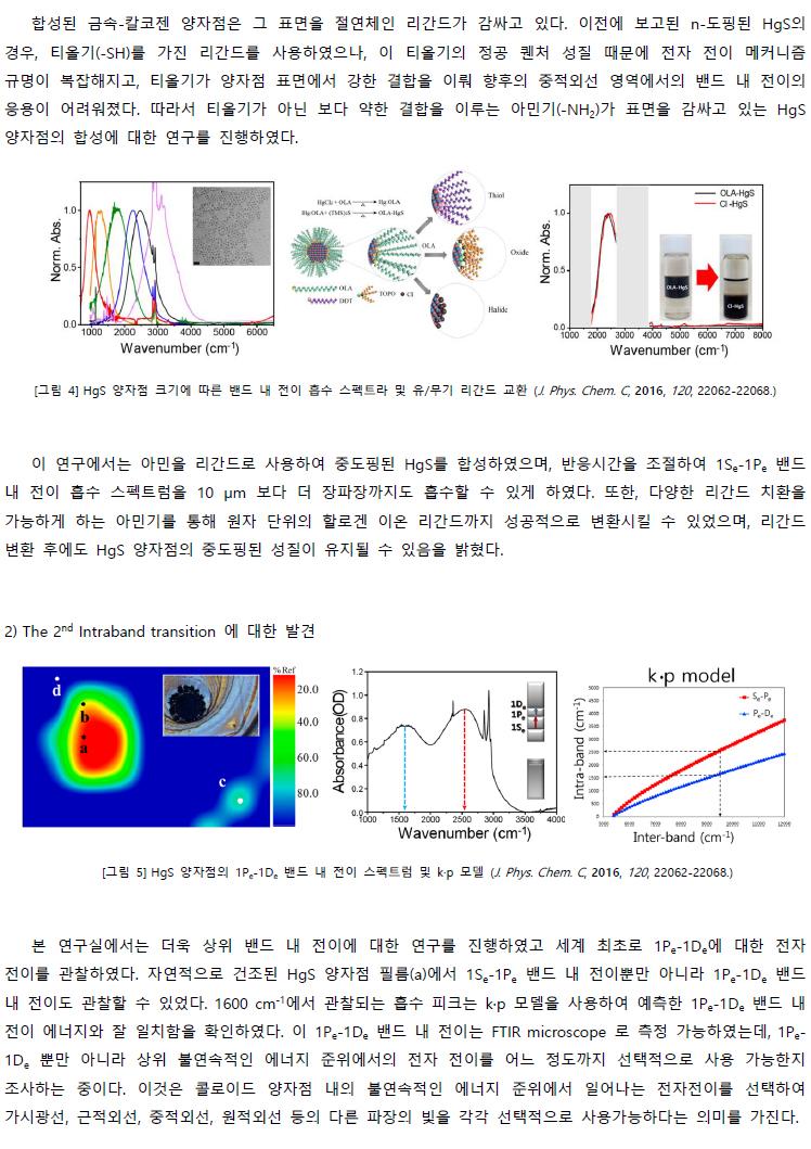 교수연구 한눈에 보기 정광섭교수 나노분광분석연구실 소개글 - 이미지3